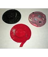 Doll Hats & Hatbox - $10.95