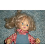 Doll  Ideal Toys- Kitt  & Kaboodle Vintage 1977  Country Girl CBS - $20.00