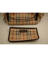 Authentic Burberry Medium Haymarket Tote Bag - $649.95