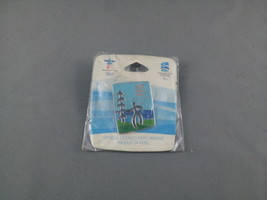 2010 Winter Paralympic Games Pin - Man and Tree - New in Original Packaging - $19.00