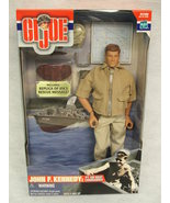 G.I Joe John F. Kennedy WWII PT 109 Boat Commander Hasbro 2000 JFK NEW i... - $34.99