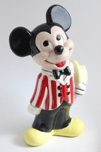 Vintage Walt Disney Ceramic Mickey Mouse Figure Statue - $52.00