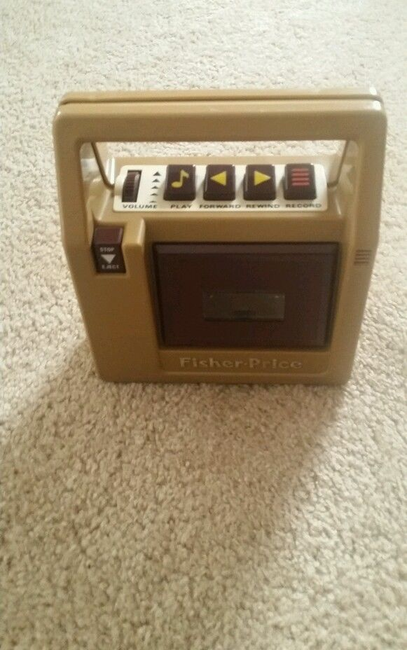 449b779465dc Fisher-Price Musical Toy (1980s)  1 customer review and 7 listings