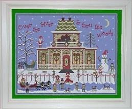 Going To Grandmas cross stitch chart Praiseworthy Stitches - $12.60