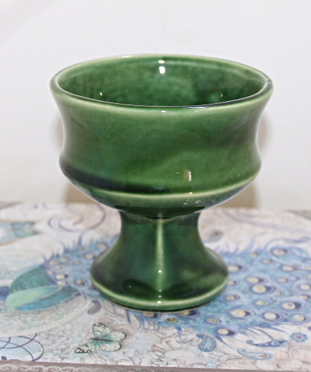 Dark Green Mccoy Ceramic Planter On And 22 Similar Items
