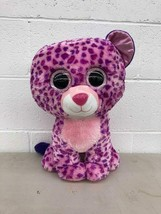 """Beanie Baby Babies Boos Glamour the Leopard 17"""" TY 2013 - $20.00"""