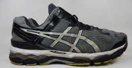 Asics Gel Kayano 22 Size US 12.5 M (D) EU 47 Men's Running Shoes Silver T547N