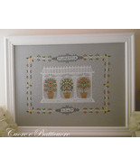 Winter Wonderland cross stitch chart Cuore e Batticuore  - $11.70