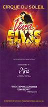 VIVA ELVIS @ The ARIA Las Vegas Promo Ad  - $1.95