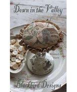 Down In The Valley Reward Of Merit cross stitch chart Blackbird Designs - $7.20