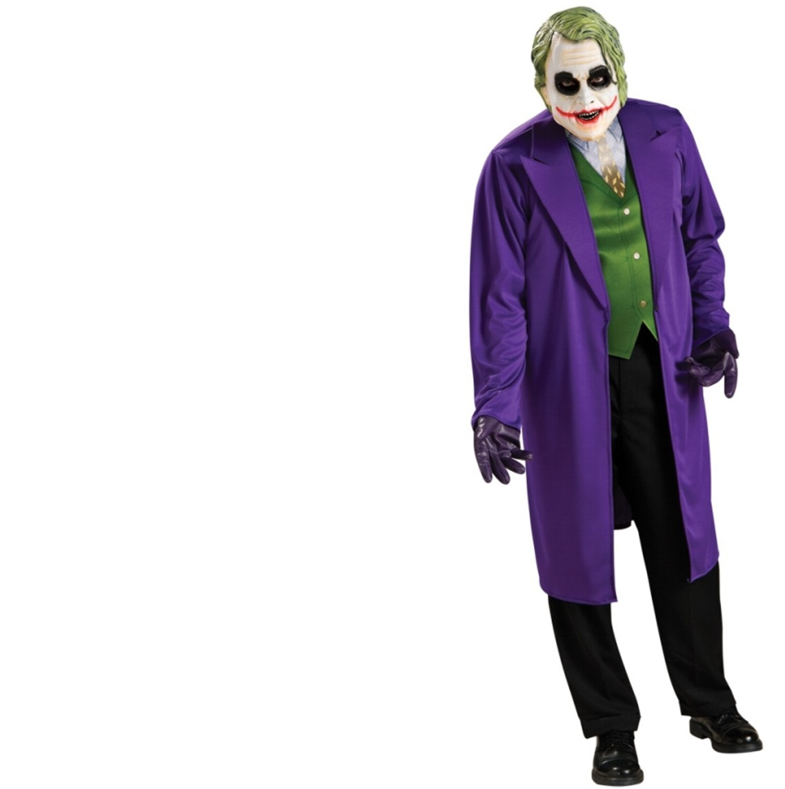 Primary image for Batman - Costume - Adult - Joker - Size XL - Dark Knight Heath Ledger Movie