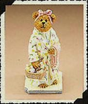 "Boyds Bearstone ""Bubbles Relax-A-Lot""- #227797LB- Longaberger Exclusive-NIB-2006 - $39.99"