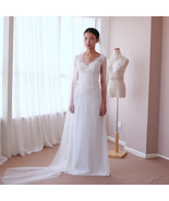 Couture formal dress celebrity evening prom dress wedding dress bridal gown  - $169.00