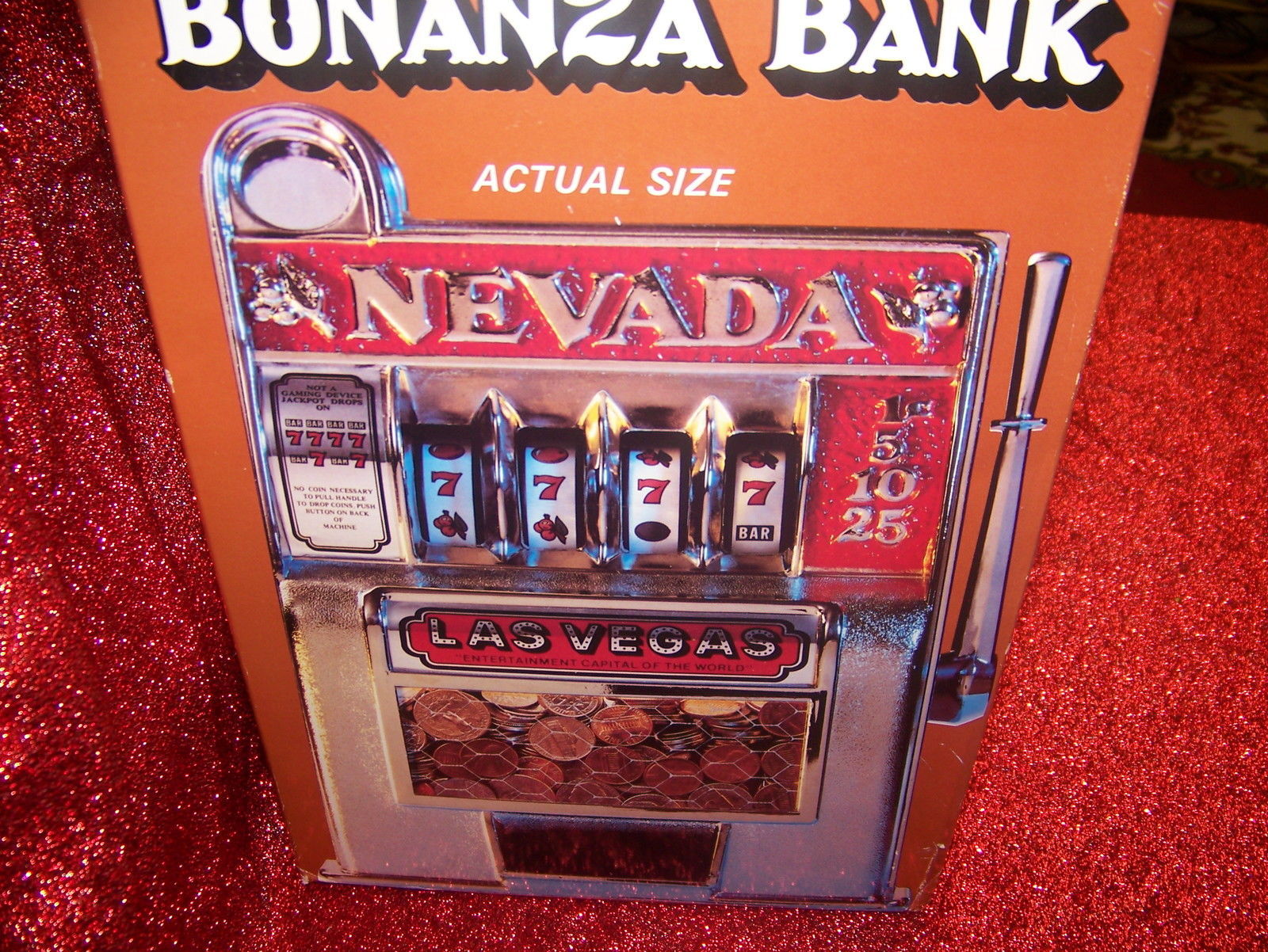 Las Vegas Style Slot Machines