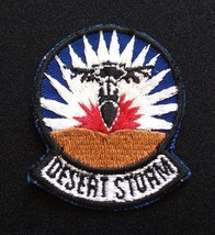 U.S. AIR FORCE F-111 BOMBER DESERT STORM PATCH-MILITARY-MEMORABILIA-COLL... - $5.86