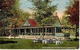 Riverside Park Elmira New York Vintage Post Card - $5.00
