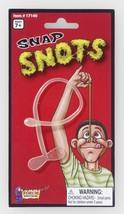 Snap Snots - Looks Like Real Snot!  Place This Item In Your Nose For A S... - $1.48