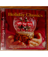 Holiday Classics Instrumental Arrangements (2 CDs 2006) - $10.00