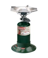 Coleman Bottle Top Propane Stove Portable Stable Coffee Water Boiling Adjustable - $38.96