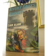 BEVERLY GRAY'S JOURNEY #16 GIRLS MYSTERY SERIES Tweed HC/DJ Clair Blank  - $24.00
