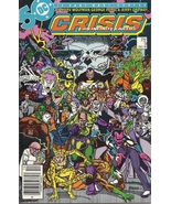 (CB-50) 1985 DC Comic Book: Crisis on Infinite Earths #9 - $10.00
