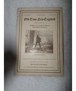 January 1928 Old Time New England Bulletin SPNEA Vol XVIII No 3 Doorways - $15.00