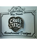 Cross Stitch Magnet Mag Friends Needle Minder A... - $13.00