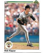 Baseball Card- Bob Kipper 1990 Upper Deck #560 - $1.25