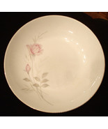 CAMELOT China AMERICAN ROSE Pattern Coupe SOUP BOWL Retro REPLACEMENT 16... - $17.77