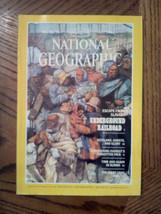 Jul 1984 National Geographic Magazine Underground Railroad Scotland Everest Owls - $8.91