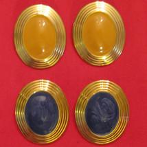✿ Vtg 90s Contemporary Statement Enamel Post Earrings Nickel Free CHOOSE COLOR - $12.82