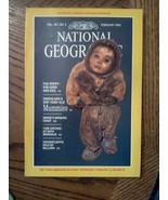 Feb 1985 National Geographic Magazine Nature Maine Maritime Poppy Mummy ... - $8.85