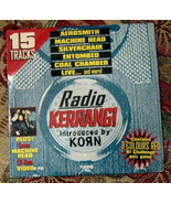 RADIO KERRANG RARE Tracks AEROSMITH Machine Head SILVERCHAIR COAL CHAMBE... - $9.85