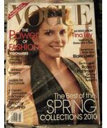 SEALED New MAR 2010 VOGUE Magazine TINA FEY, BLAKE LIVELY, ROBERT PATTINSON - $15.83