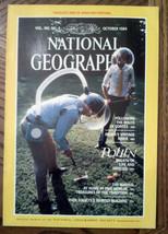 Oct 1984 National Geographic Magazine Spain Portugal Cortez Douro Pollen Maoris - $8.91