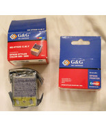 NEW Sealed G & G fits Epson T020 Color Ink Cartridge Lot T020201 Stylus ... - $9.99