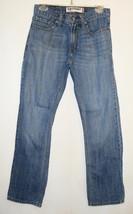 514 Levis Blue Jeans Slim Straight 29 x 30 Denim Levi Strauss Youth Boys... - $34.60