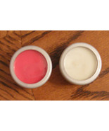 2 NEW NLA Sheer Flavored Lip Gloss Balm Therapy Pot Lot Full Size Cherry... - $9.84
