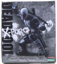 PVC Action Figures Superhero - 12cm (GRAY DEADPOOL) Marvel Toys BOX - $24.95
