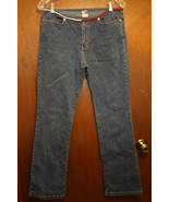 Tommy Hilfiger Medium Wash Blue Denim Jeans - Size Juniors 11 - $14.99