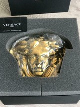 Versace by Rosenthal Money Box H14,5 cm / H 5.7 in BREAK THE BANK NEW - $163.35