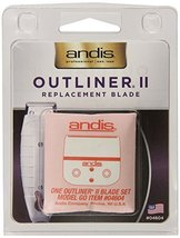 Andis Outliner II Trimmer Replacement Blade Set - $19.19