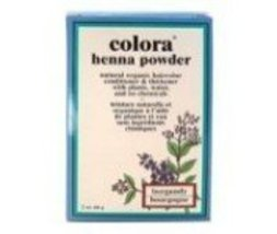 Colora Henna Powder, Gold Brown - $9.94
