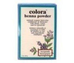 Colora Henna Powder, Gold Brown - $9.94