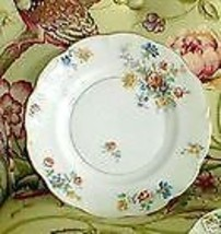 HAVILAND NORMANDIES GARDEN BREAD PLATE - $5.82
