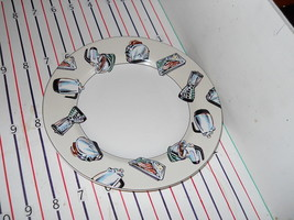 FITZ & FLOYD 50'S KITCHEN SALAD  PLATE - $9.75
