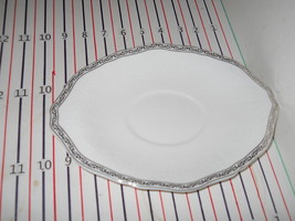 WEDGWOOD QUEENS LACE GRAVY UNDERPLATE ONLY - $24.70