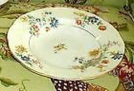 HAVILAND NORMANDIES GARDEN RIMMED SOUP BOWL - $12.86