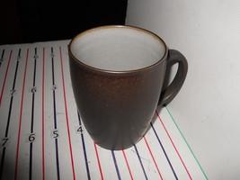 Mikasa Swiss Coffee Dark Brown  Mug - $8.86