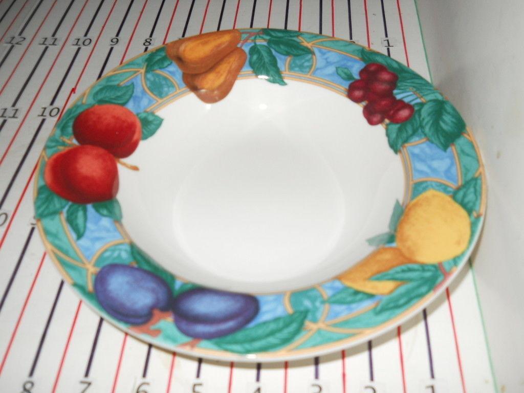 VICTORIA BEALE FORBIDDEN FRUIT  SOUP BOWL - $3.71